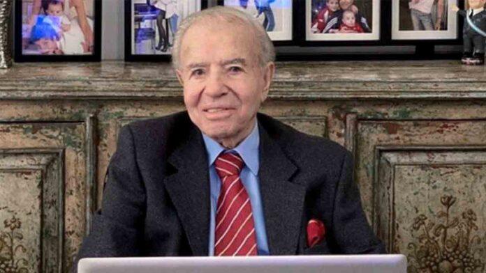 Muere el expresidente argentino Carlos Menem
