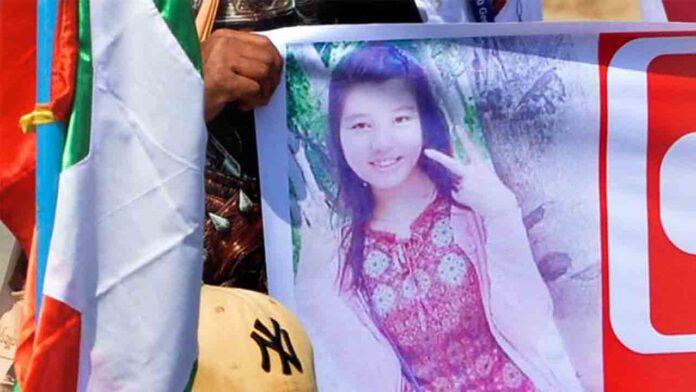 Muere una manifestante en Birmania por disparos en la cabeza por parte de la policía