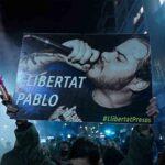 Podemos reclama a Justicia el indulto total y urgente de Hasel y Valtònyc