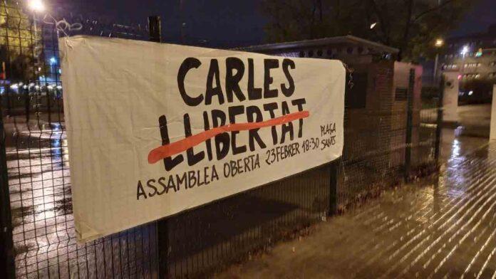 Prisión para uno de los detenidos en los disturbios del domingo en Barcelona