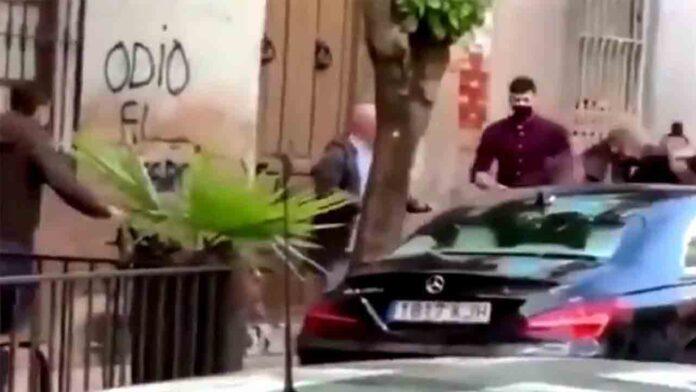Prisión preventiva para los dos policías detenidos en Jaén por la brutal agresión