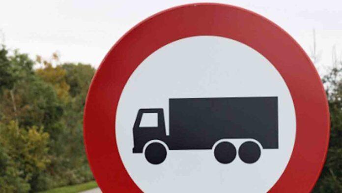 Restricciones al tráfico en España para 2021