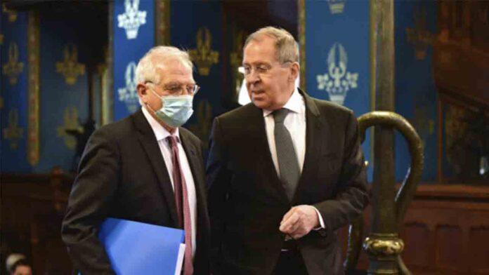 Rusia replica a Borrell con la amenaza de romper relaciones con la Unión Europea