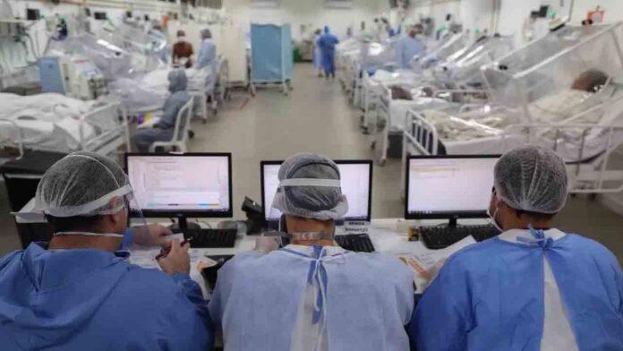 Se frena el avance de la pandemia con los hospitales saturados