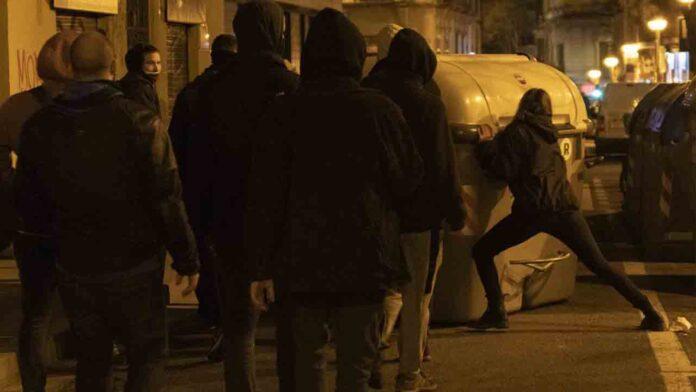 Sexto día de protestas en Barcelona con nuevos enfrentamientos