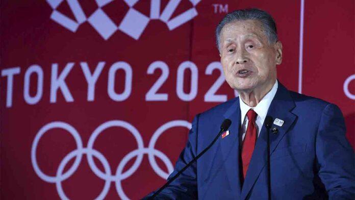El jefe de Tokio 2020: Las mujeres hablan demasiado en las reuniones