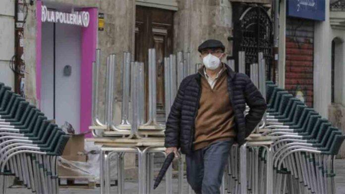 110 nuevos contagios de Covid en la Comunidad Valenciana en 24 horas