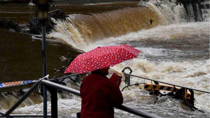 18.000 personas evacuadas en Sydney debido a las inundaciones