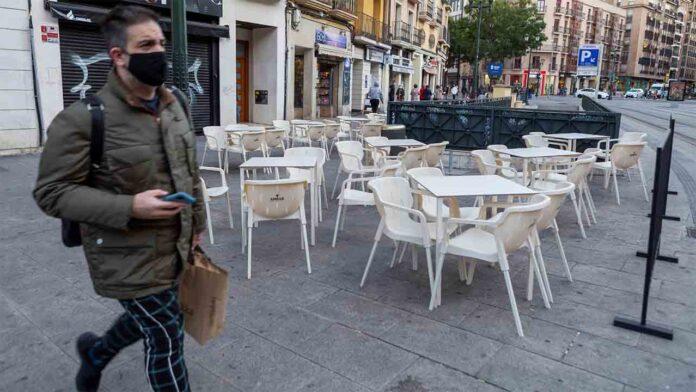 46 contagios de Covid en Aragón en las últimas 24 horas