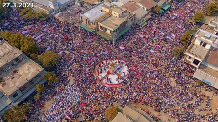 Al menos 50 manifestantes muertos a manos de los militares en Birmania