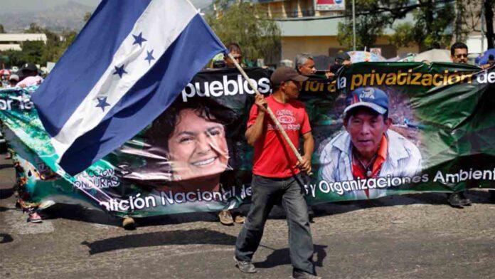 Asesinado el líder indígena lenca Carlos Cerros en Honduras