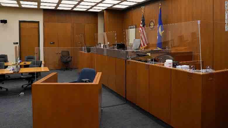 Comienza la selección del jurado para el juicio de Derek Chauvin, el policía que mató a George Floyd