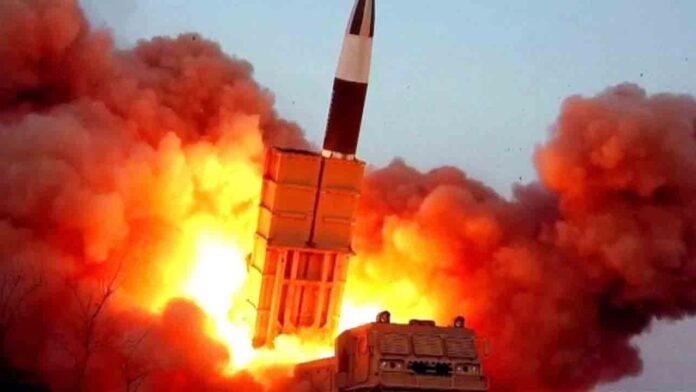 Corea del Norte lleva a cabo un lanzamiento de misiles balísticos