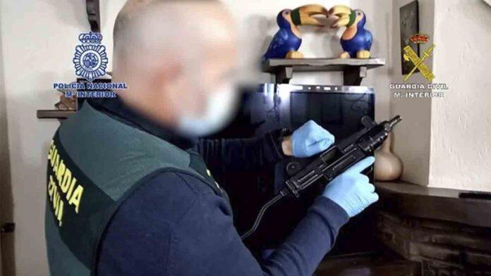 Desarticulada en Málaga una organización de origen francés dedicada al tráfico de drogas