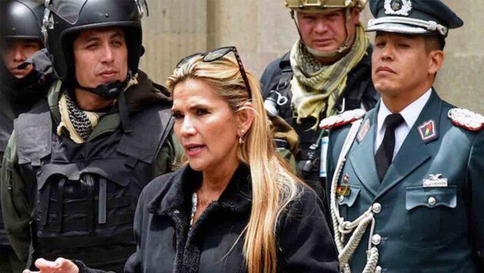 Detenida Jeanine Áñez por el golpe de estado en Bolivia
