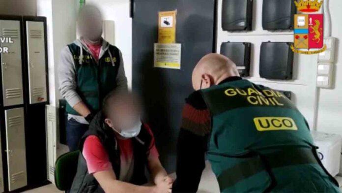 Detenido en Barcelona uno de los huidos más peligrosos de la 'Ndrangheta italiana