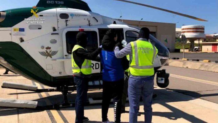 Detenido en Melilla un español acusado de terrorismo