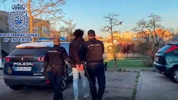 Detenidos 6 miembros de 'Trinitarios' en Madrid por apuñalar a un niño de 11 años