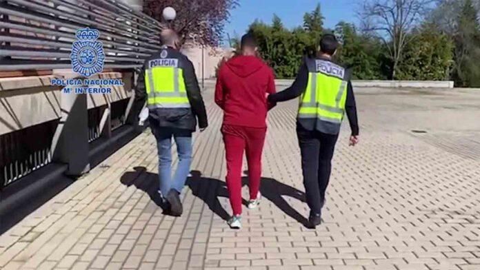 Detenidos dos fugitivos buscados en Holanda por asesinato
