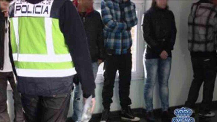 Detenidos en Madrid tres miembros de los Dominican Don't Play
