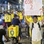 El Gobierno pacta con sindicatos y patronales que los riders no son autónomos