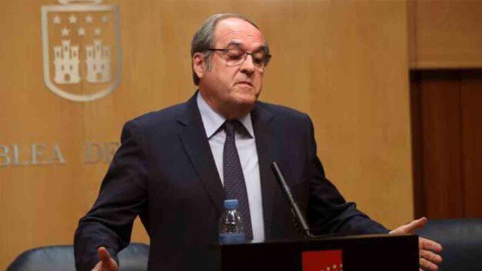 El PSOE nombra a Gabilondo como candidato a las elecciones de Madrid