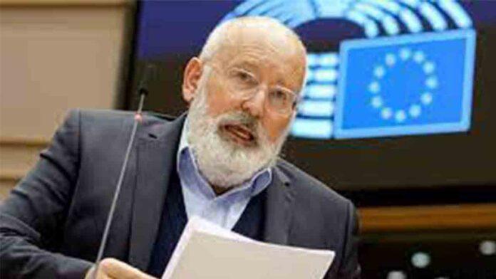 El vicepresidente de la Comisión Europea admite errores en la vacunación
