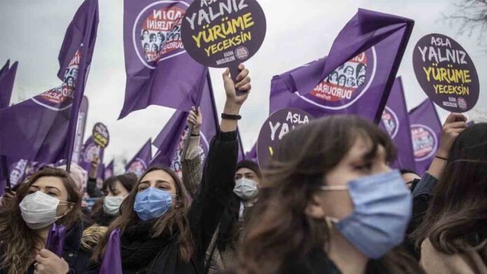 España lamenta la retirada de Turquía del Convenio de Estambul