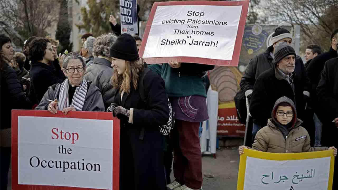 Israel planea desalojar a 550 palestinos de Jerusalén Este