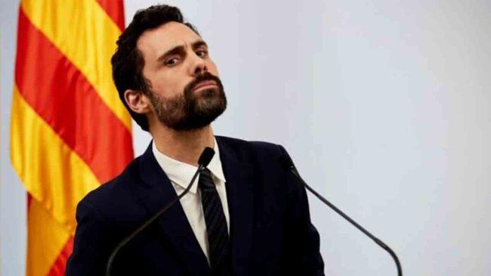 La Fiscalía se querella contra el Presidente del Parlament de Catalunya, Roger Torrent