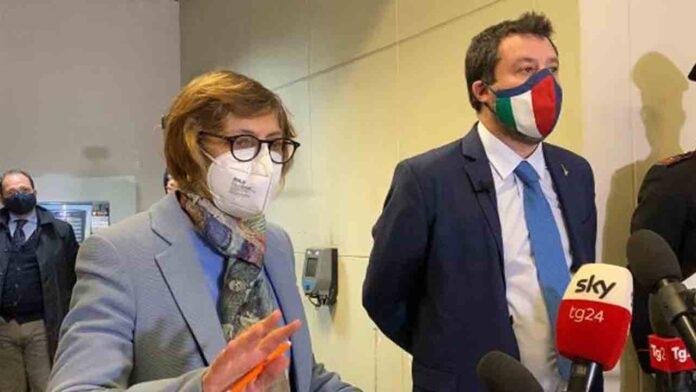 La fiscalía pide juzgar a Salvini por el bloqueo del Open Arms