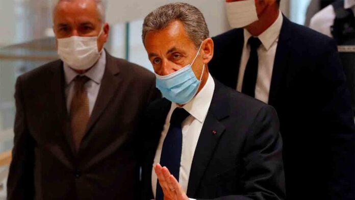 Nicolas Sarkozy condenado a prisión por corrupción