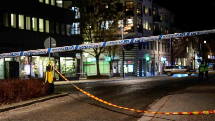 Ocho heridos en Suecia por apuñalamiento en un presunto ataque terrorista