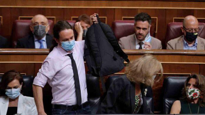 Pablo Iglesias ya es candidato a la presidencia de la Comunidad de Madrid