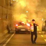 Los taxistas avisan a Uber: En Barcelona no sois bienvenidos