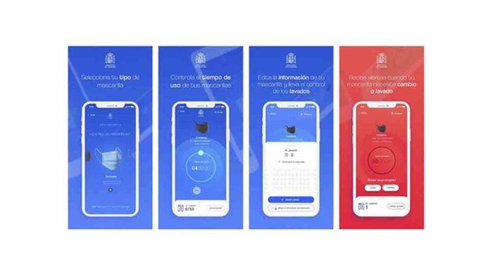 Una app para mejorar el uso de las mascarillas entre la población