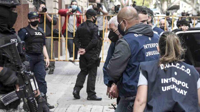 Uruguay decreta prisión para el coronel torturador Eduardo Ferro