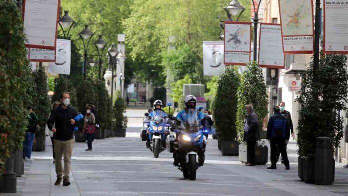320 nuevos contagios en Castilla y León en las últimas 24 horas