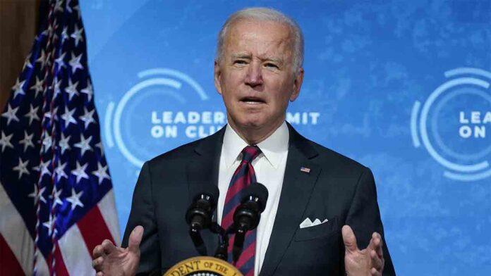 Biden anuncia que reducirá las emisiones a la mitad
