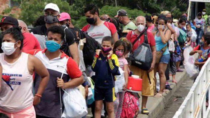 Colombia legalizará a un millón de migrantes Venezolanos