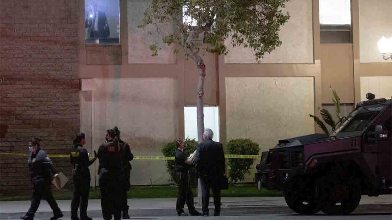 Cuatro muertos en un tiroteo en California, uno de ellos un niño