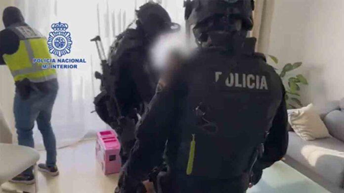 Desarticulada una organización dedicada al tráfico de drogas en Marbella