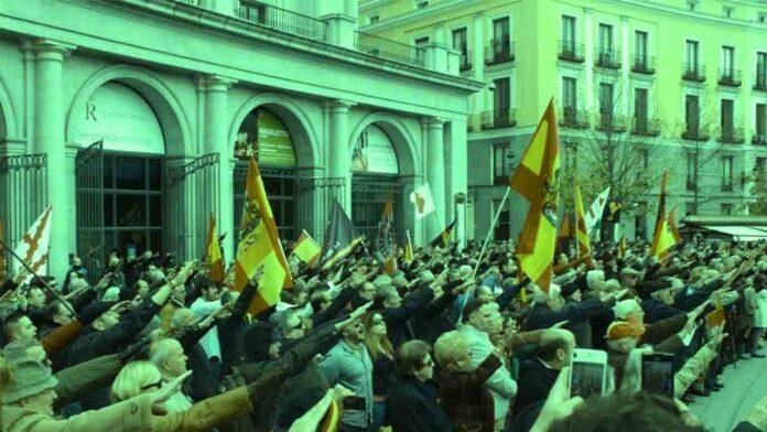 El cóctel perfecto del neoliberalismo fascista español