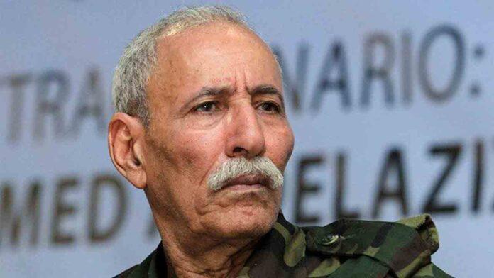 El ingreso hospitalario en España del líder del Polisario, Brahim Ghali