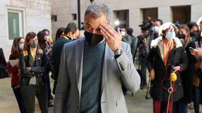 El juzgado expulsa a Toni Cantó de las listas del PP