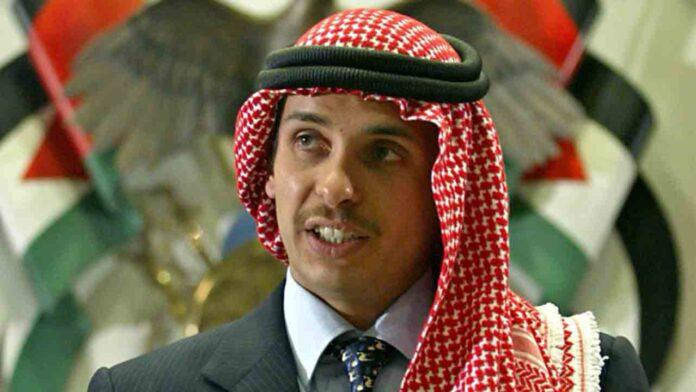 El príncipe de Jordania bajo arresto domiciliario por 'motivos de seguridad'