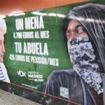 Denuncias a Vox por delitos de odio en los carteles del Metro de Madrid