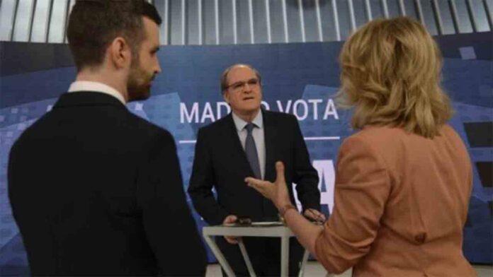 Gabilondo cambia su discurso y tiende la mano a Pablo Iglesias