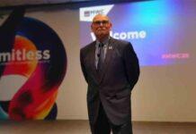 Hoffman, del MWC, propone un consorcio para optimizar la batería de los móviles desde Barcelona