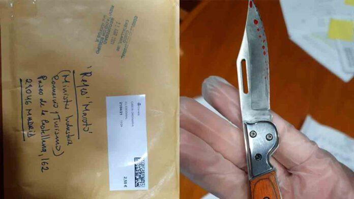 Identifican al presunto autor de la carta con amenazas a la ministra Maroto